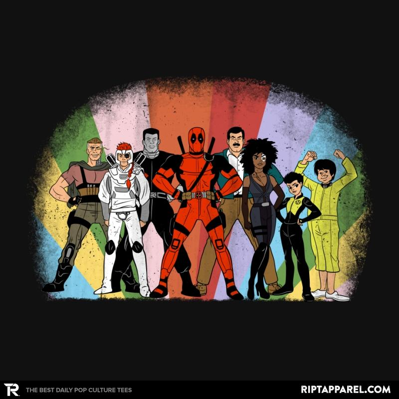 Ript: X Super Friends