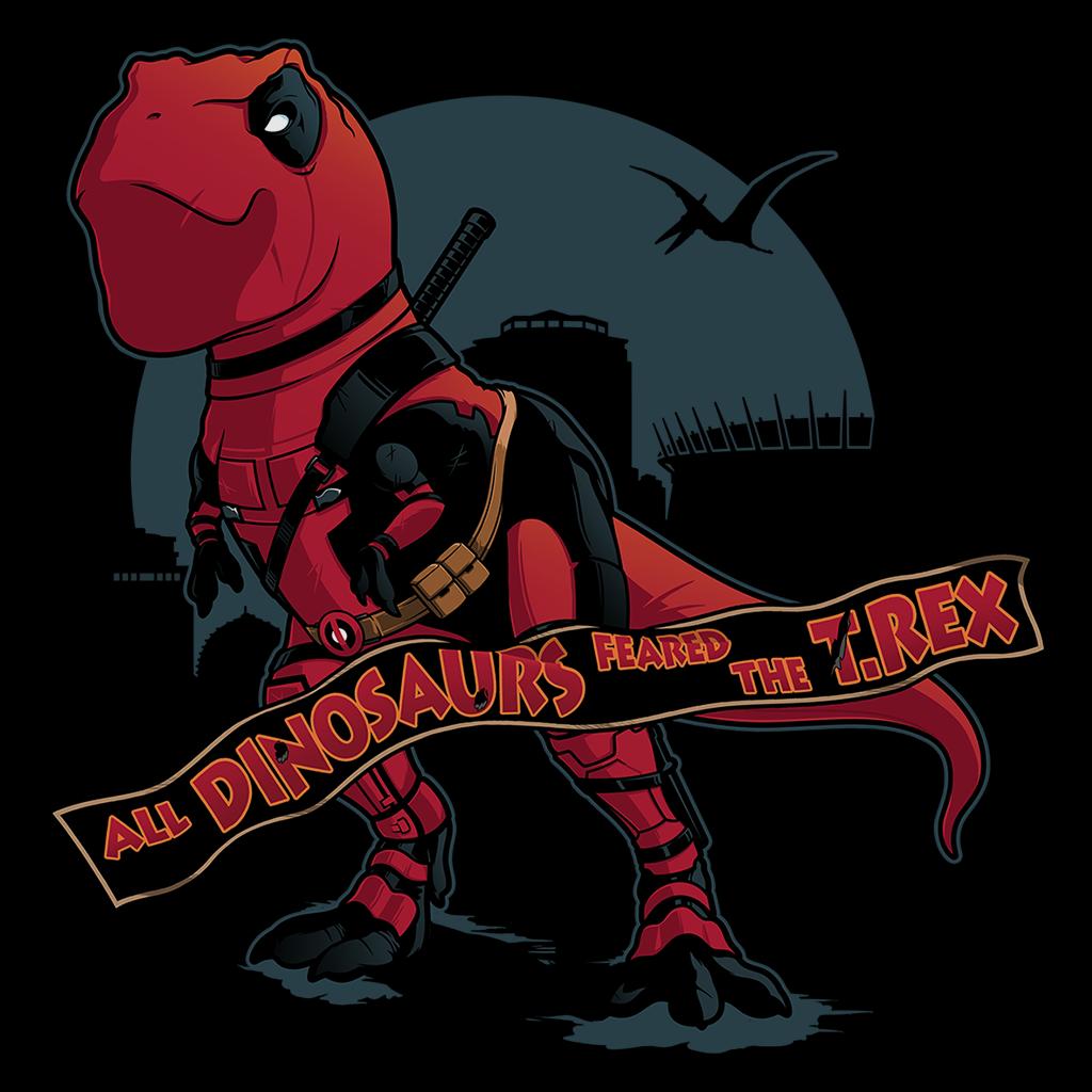 Pop-Up Tee: Dead Rex
