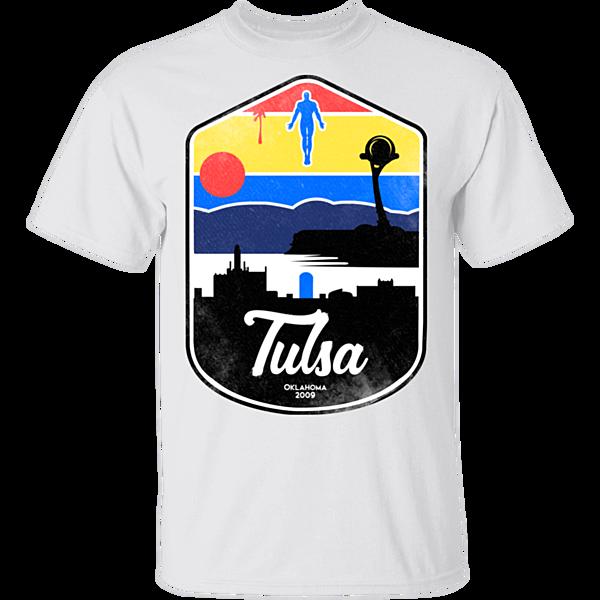 Pop-Up Tee: Tulsa OK