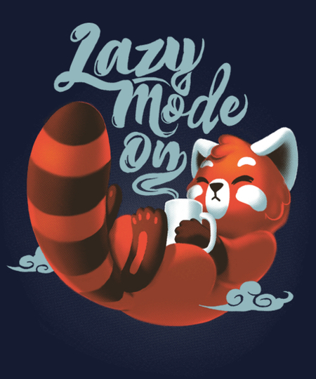 Qwertee: Lazy mode: ON