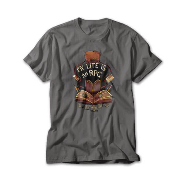 OtherTees: My Life is an RPG