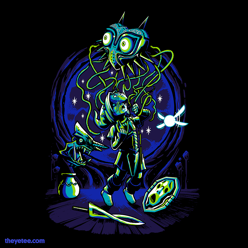 The Yetee: End of Legend