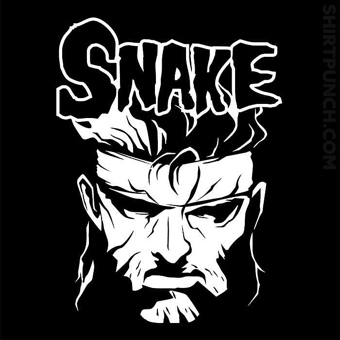 ShirtPunch: The Snake Ghost