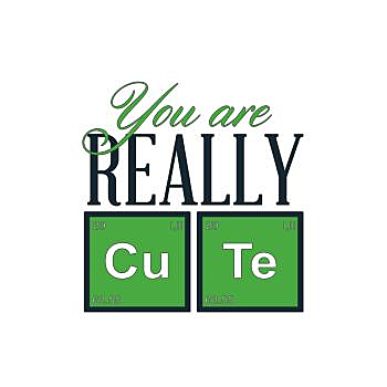 BustedTees: You are really Cute