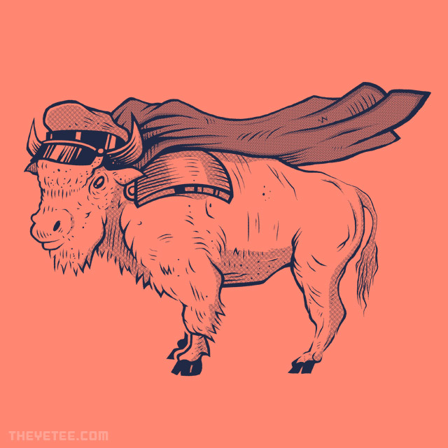 The Yetee: Bison