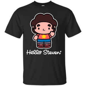 Pop-Up Tee: Hello Steven