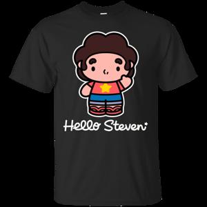 Pop-Up Tee: Hello Steven