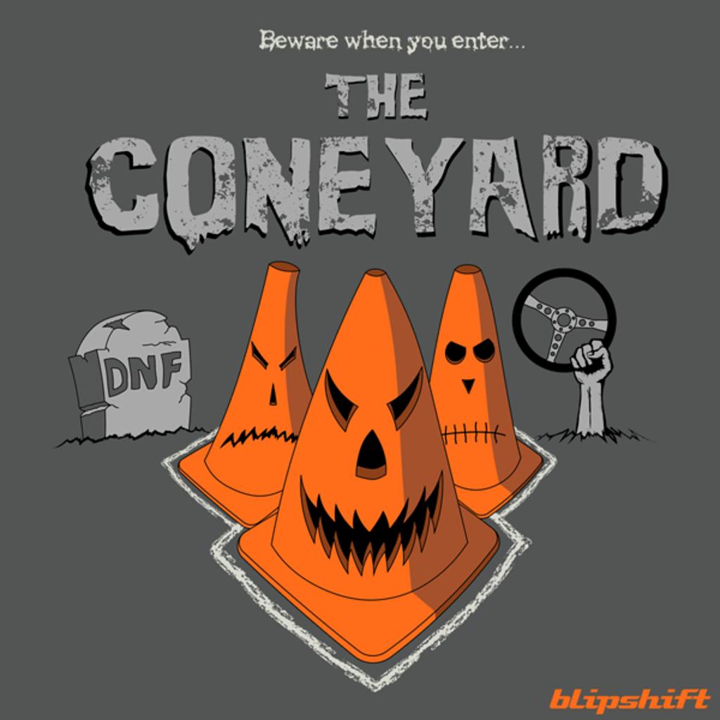 blipshift: The Coneyard