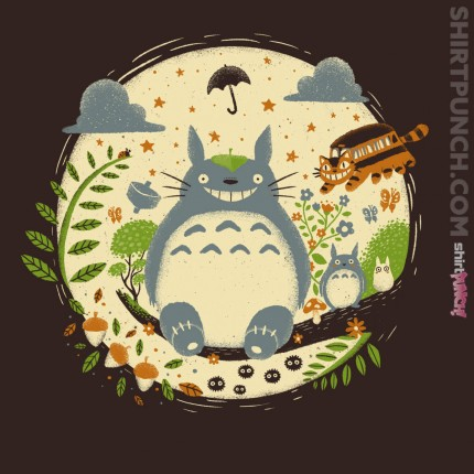 ShirtPunch: Magical Forest