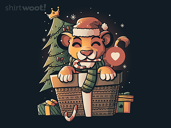 Woot!: Lion Gift