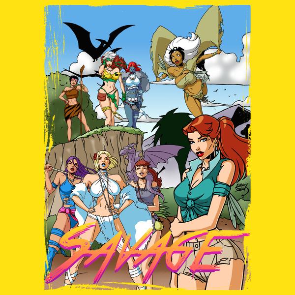 NeatoShop: X-Men Savage Land