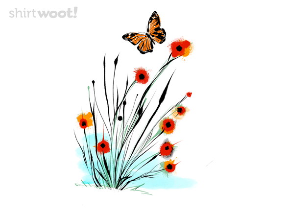 Woot!: Blooming Butterfly