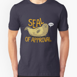 RedBubble: Seal of Approval