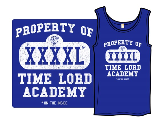 Woot!: Property of TLA