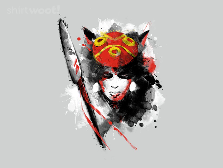 Woot!: Warrior Princess