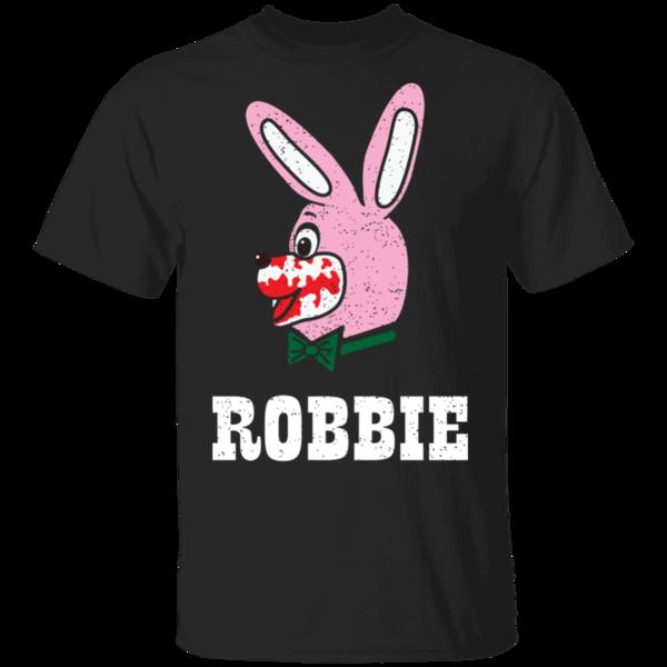 Pop-Up Tee: Robbie