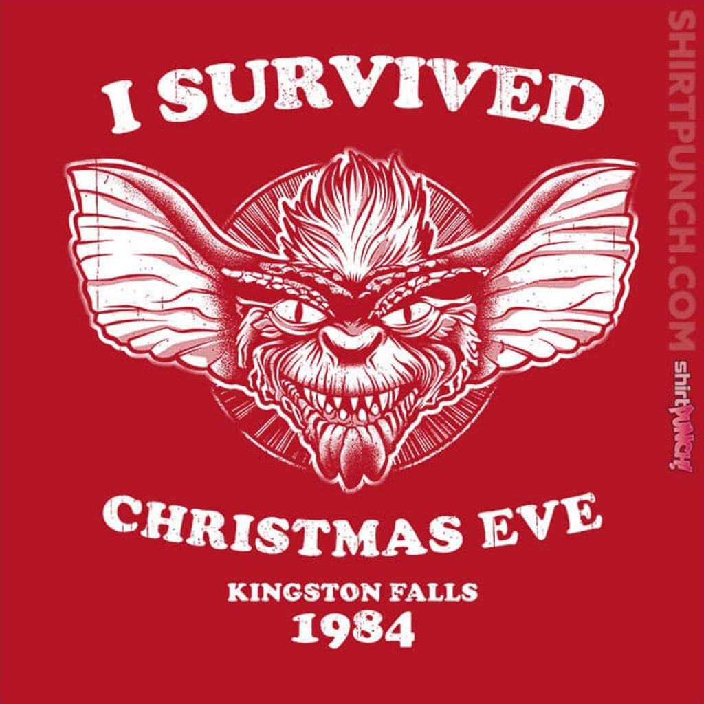 ShirtPunch: Christmas Eve Survivor