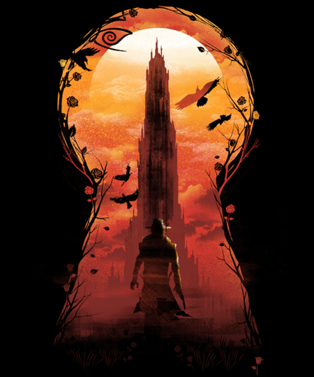 Qwertee: The Wind Through the Keyhole