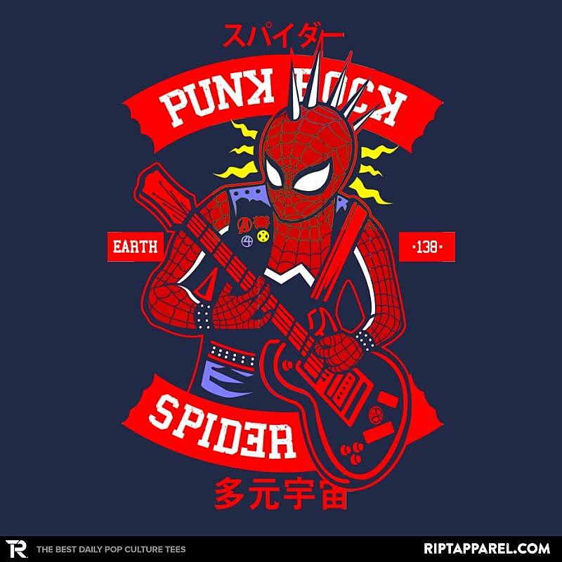 Ript: Punk Rock Spider