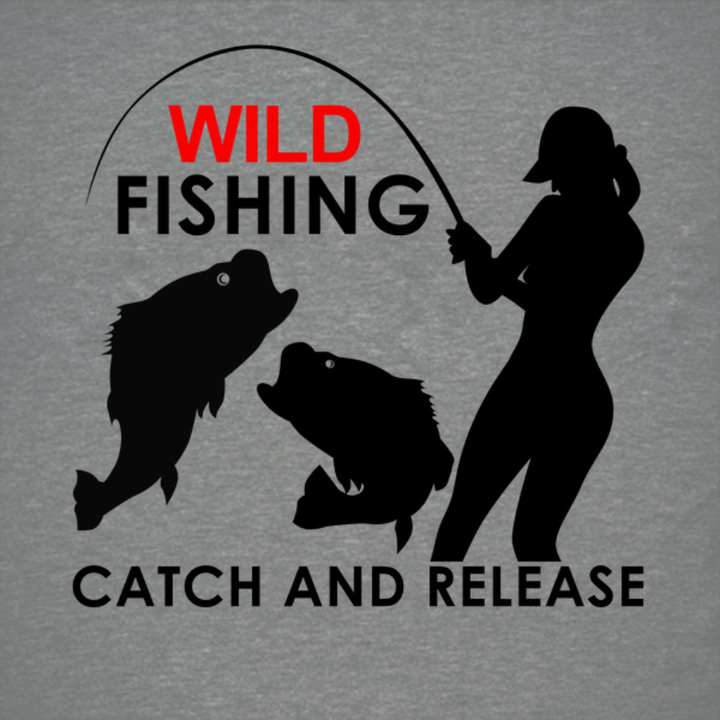 NeatoShop: catch and release wild fishing