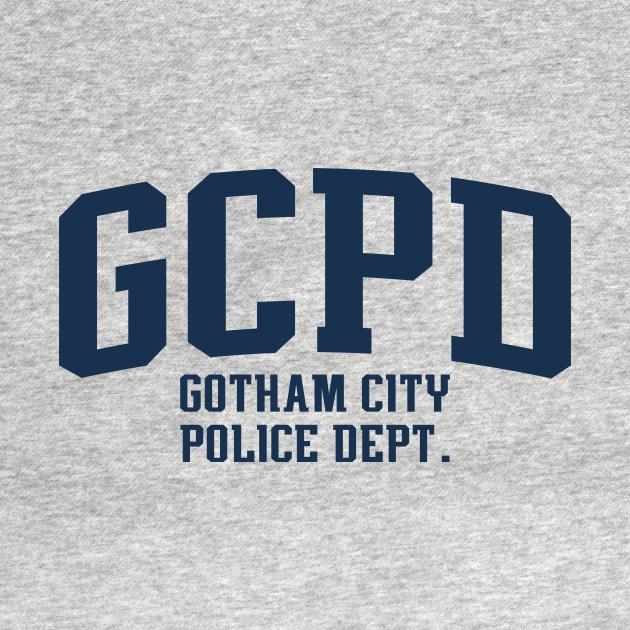 TeePublic: GCPD