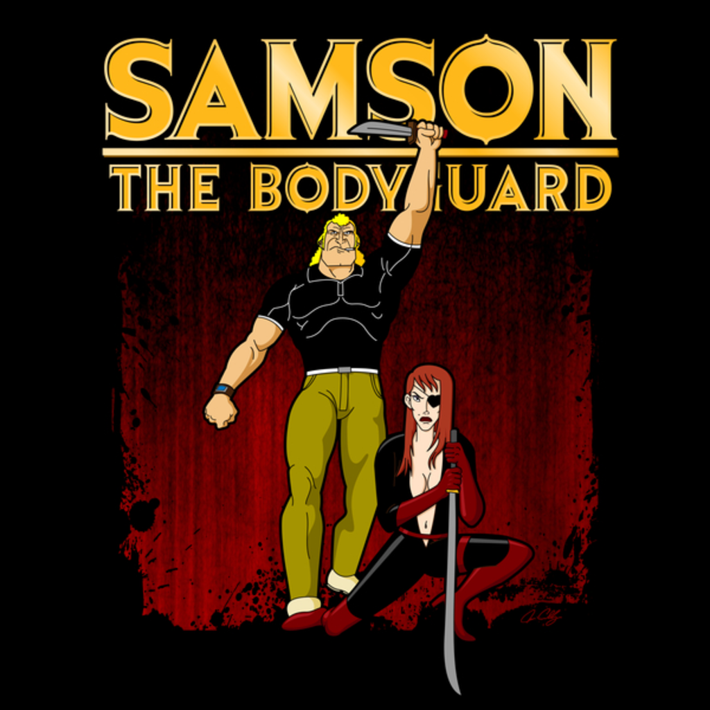 NeatoShop: Samson The Bodyguard