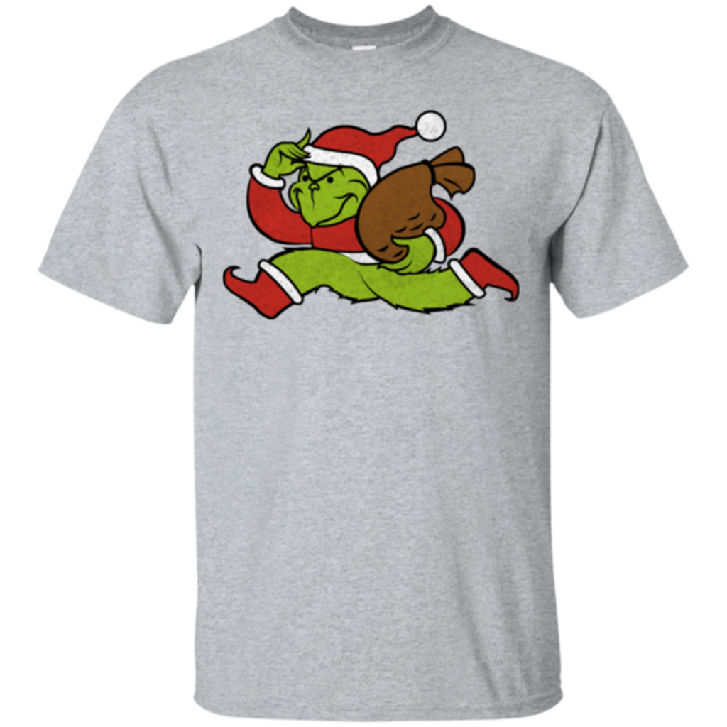 Pop-Up Tee: Monopoly Grinch