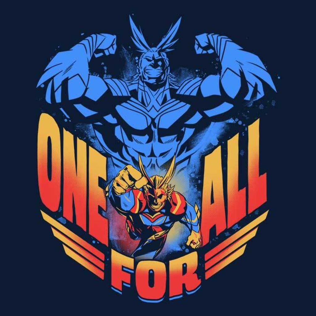 Once Upon a Tee: Ultra for All