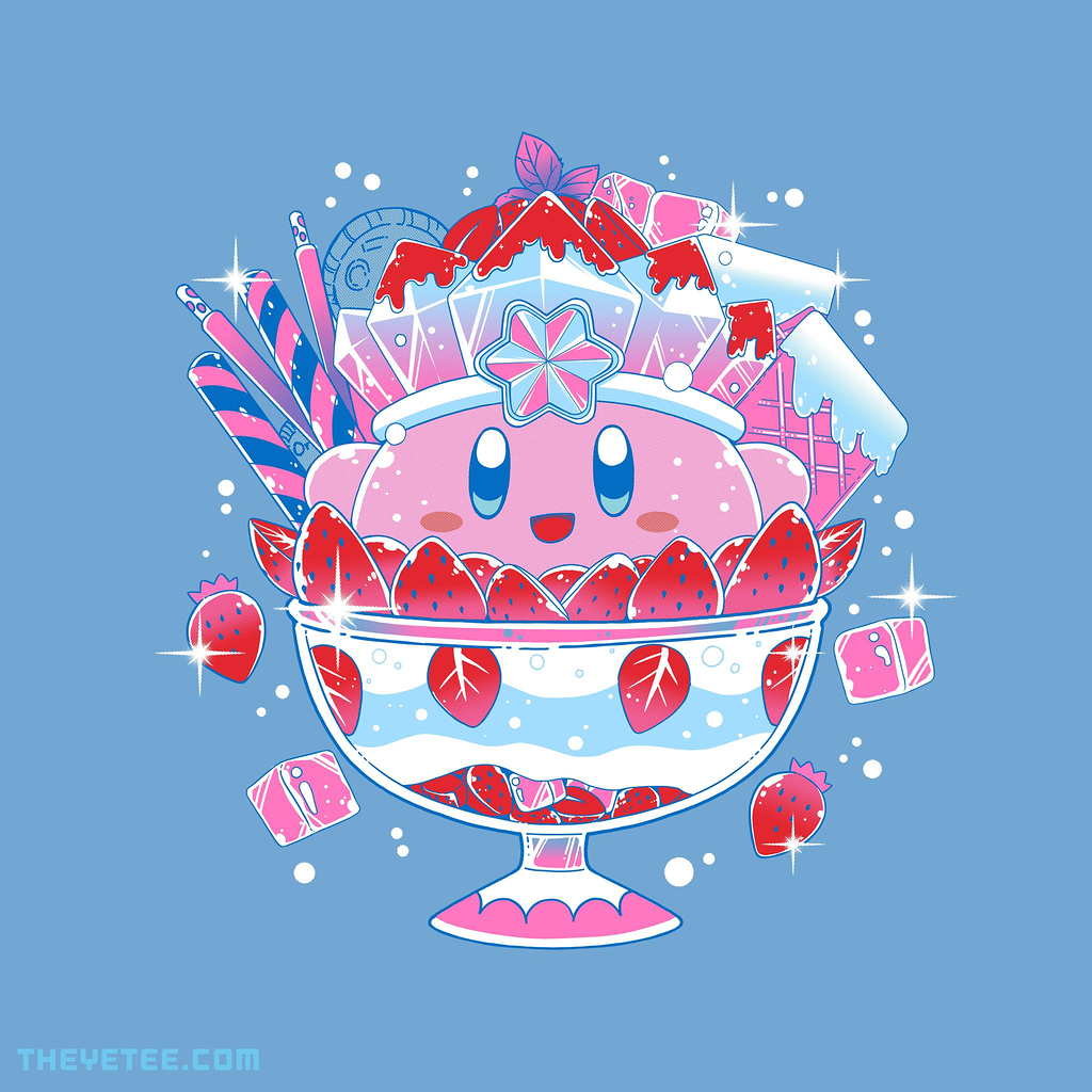 The Yetee: pink parfait