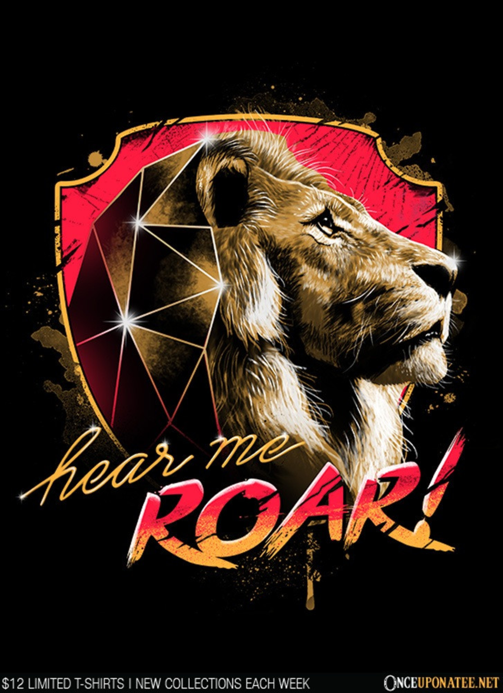 Once Upon a Tee: Epic Roar