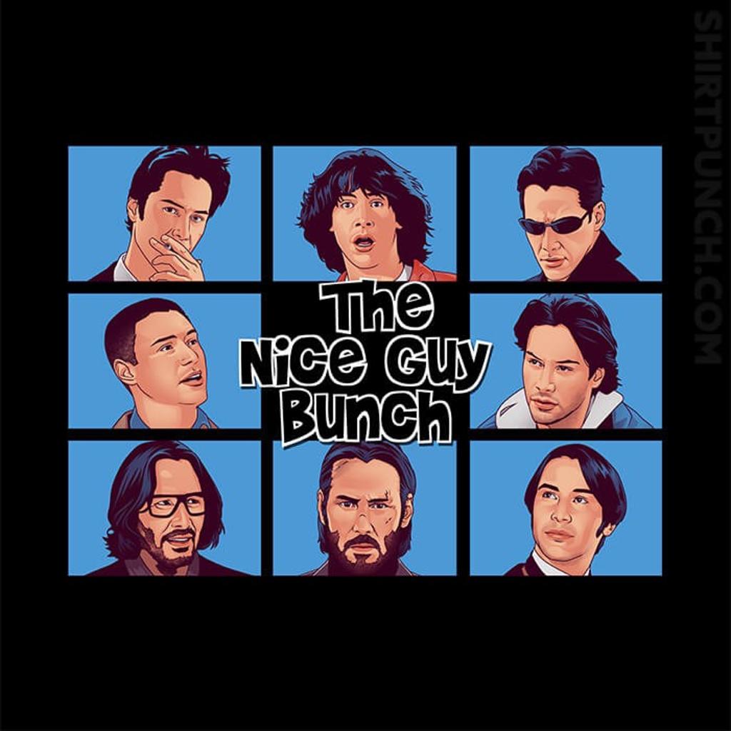 ShirtPunch: The Nice Guy Bunch