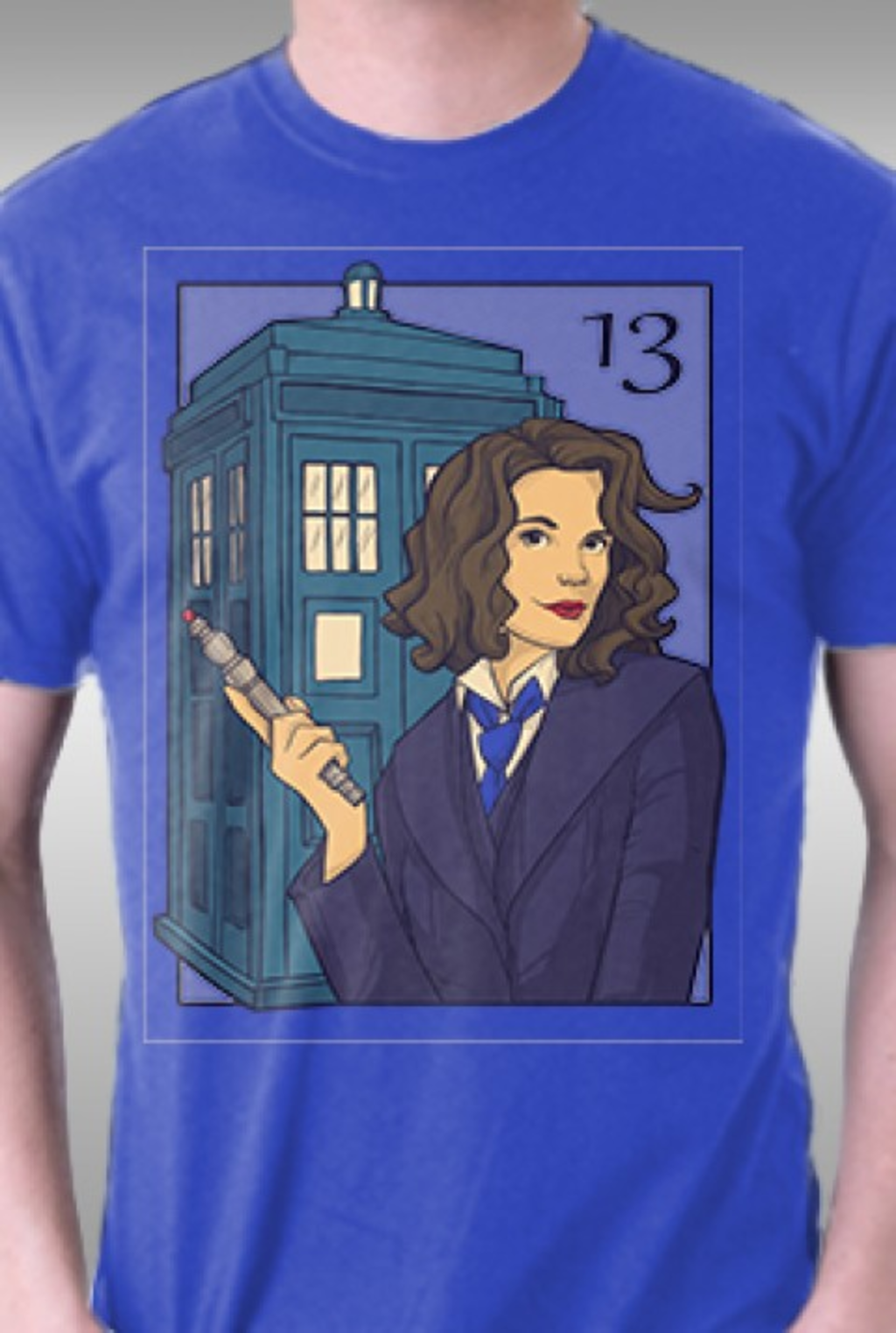 TeeFury: Lucky Number 13