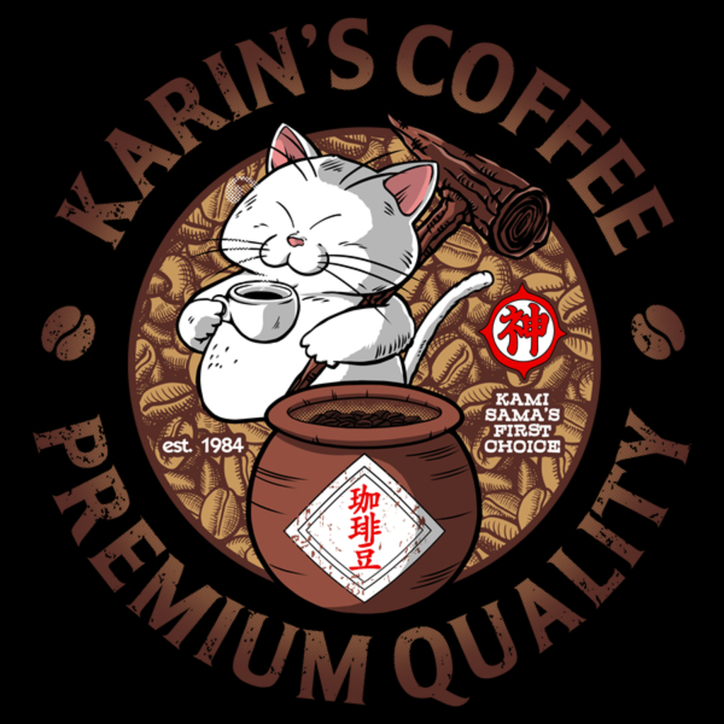 NeatoShop: Karin's Coffee