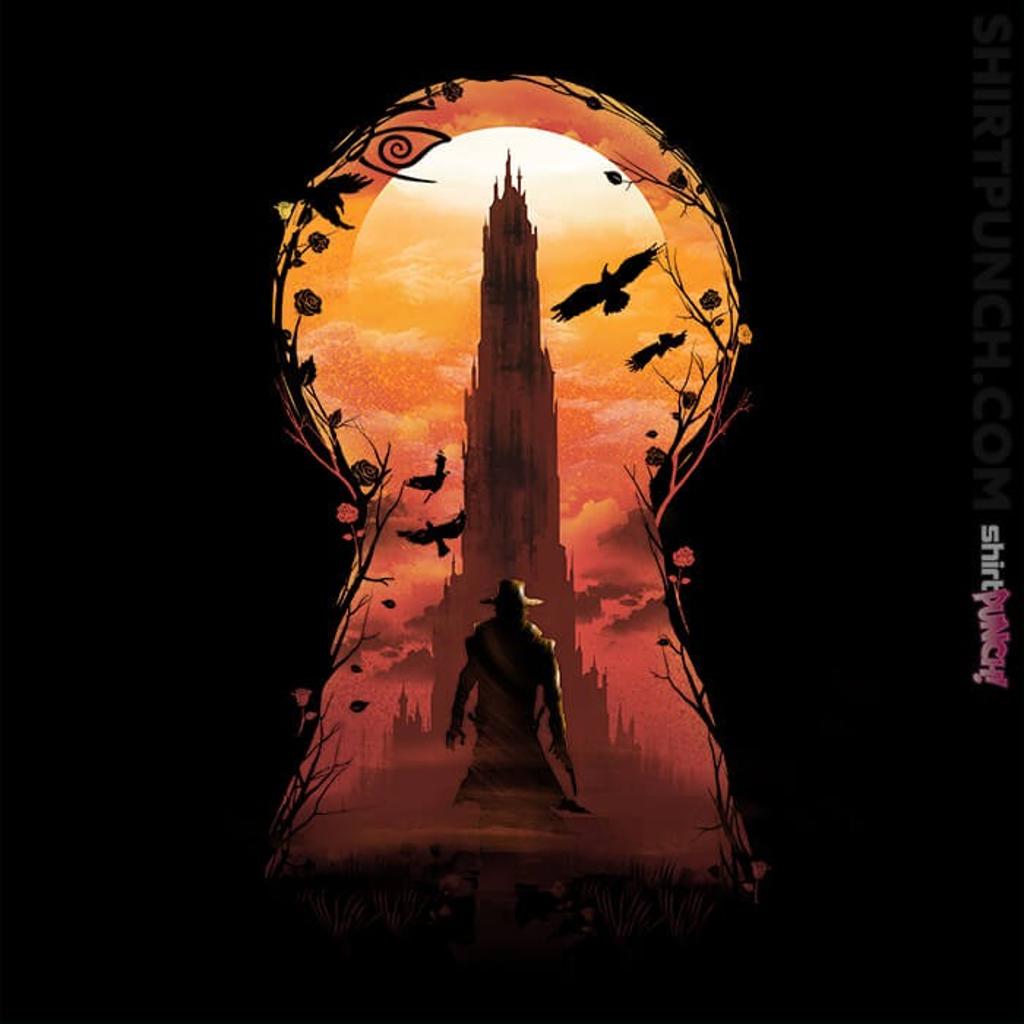 ShirtPunch: Dark Tower
