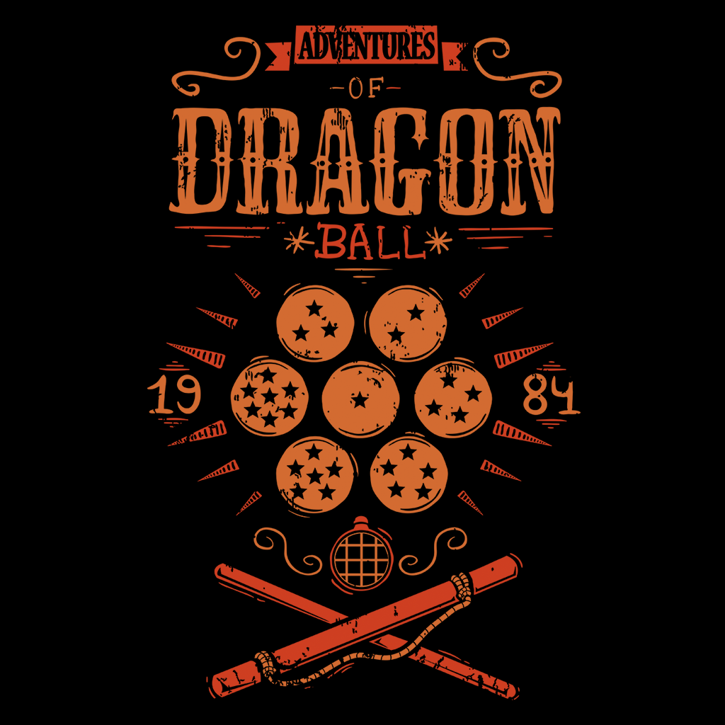 Pop-Up Tee: Adventures of Goku