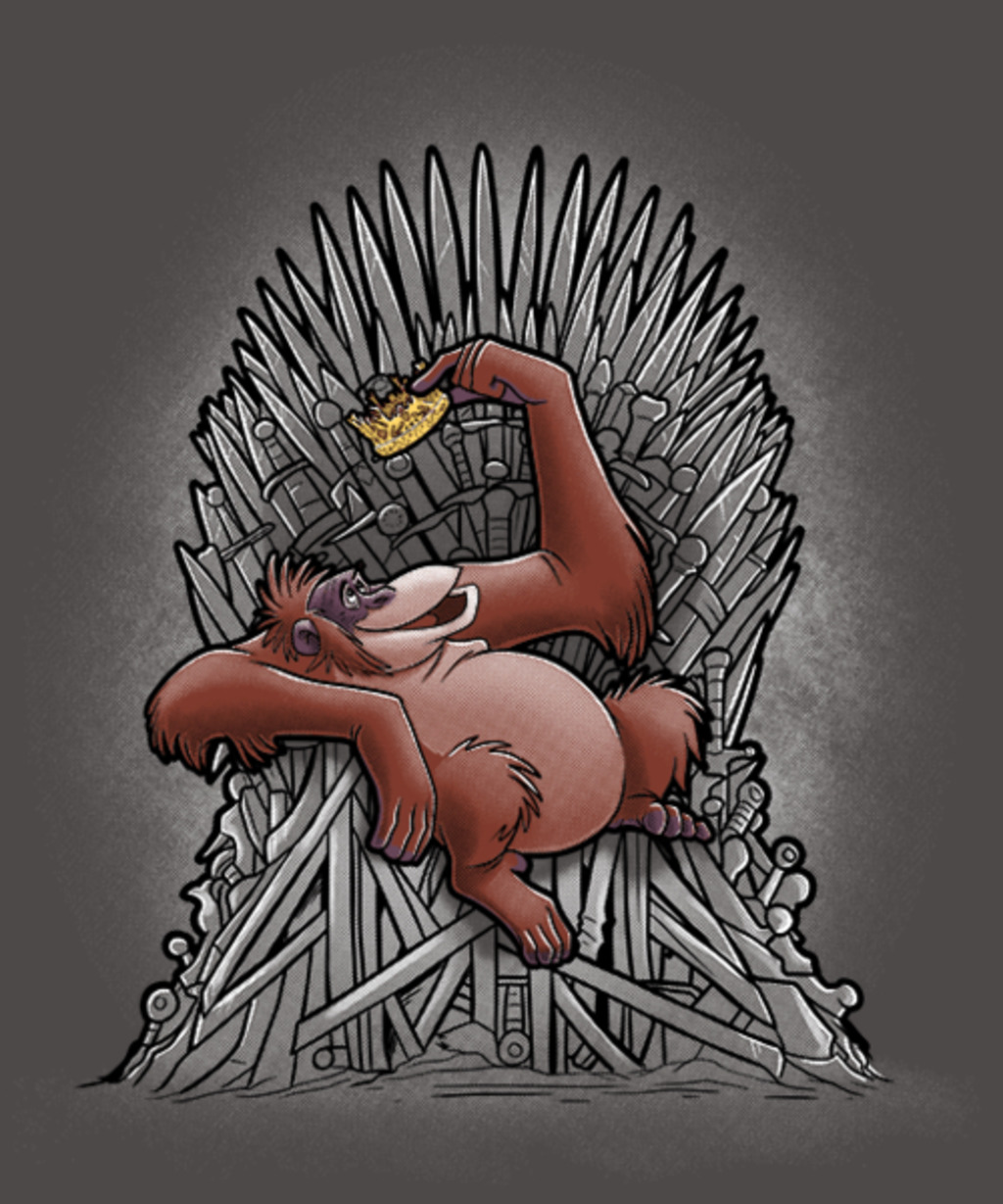Qwertee: The king