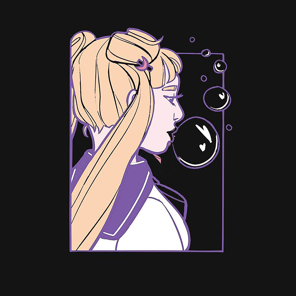 TeeFury: Sailor Bubble