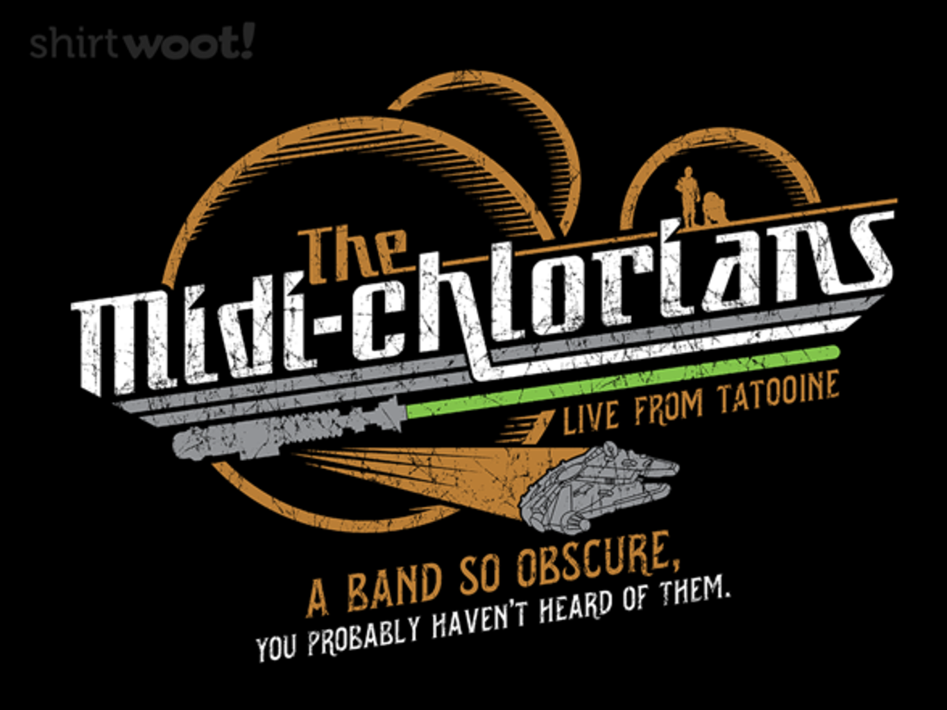 Woot!: The Midi-chlorians - $15.00 + Free shipping