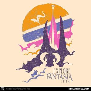 Ript: Explore Fantasia