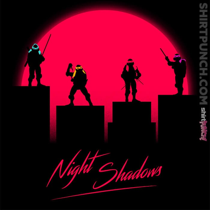 ShirtPunch: Night Shadows