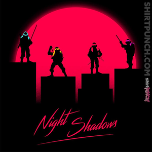 ShirtPunch: Night Shadows