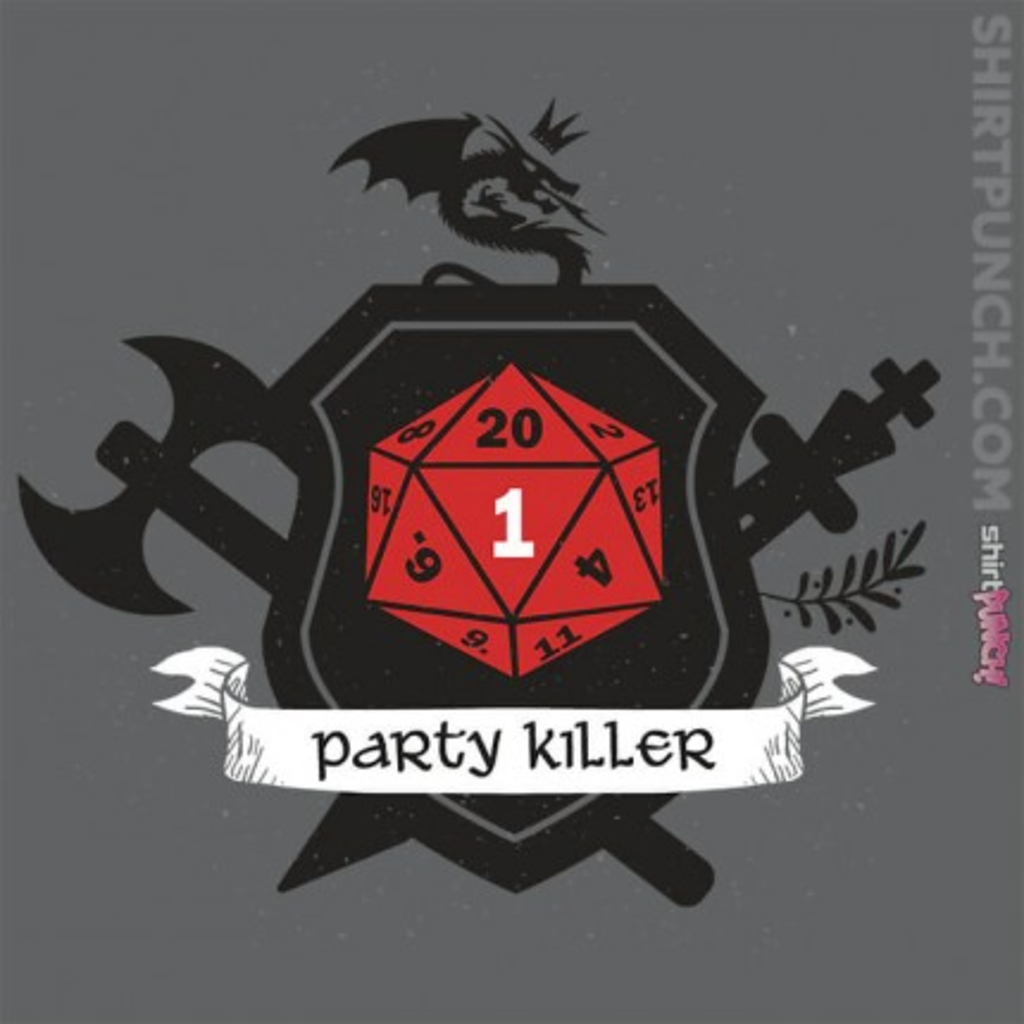 ShirtPunch: Party Killer