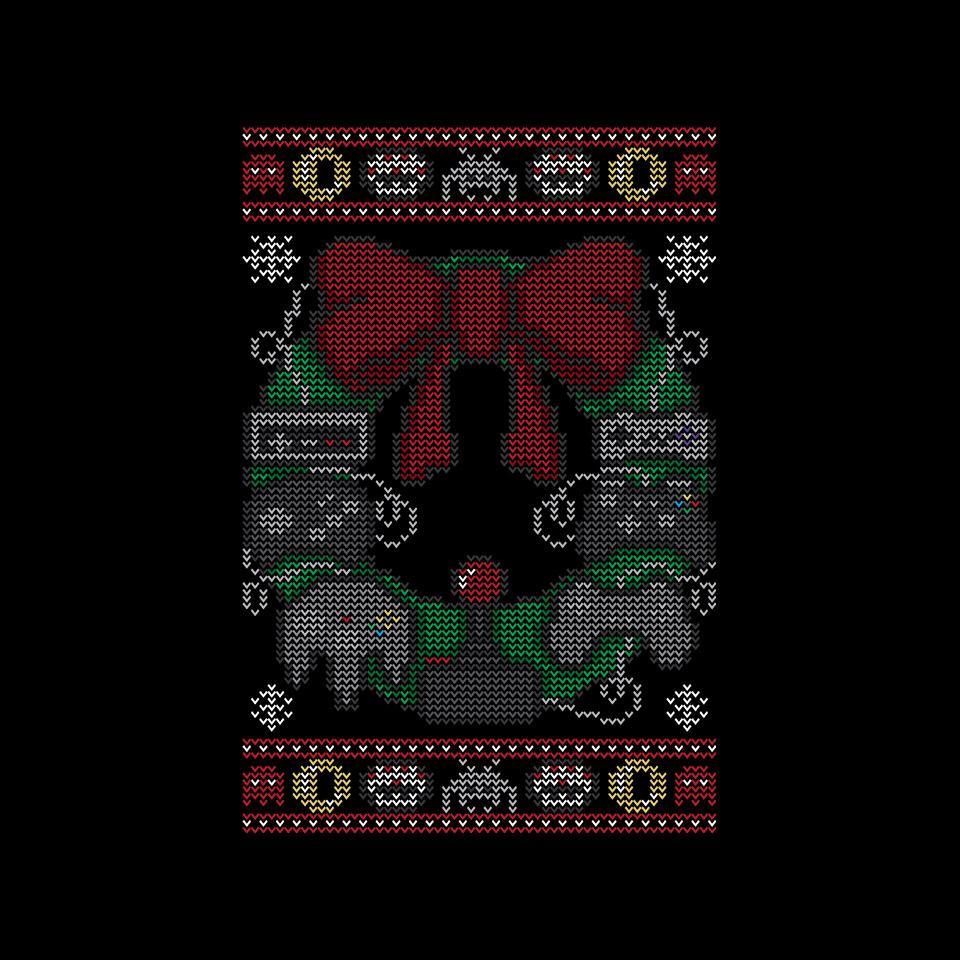 TeeFury: Game On Sweater