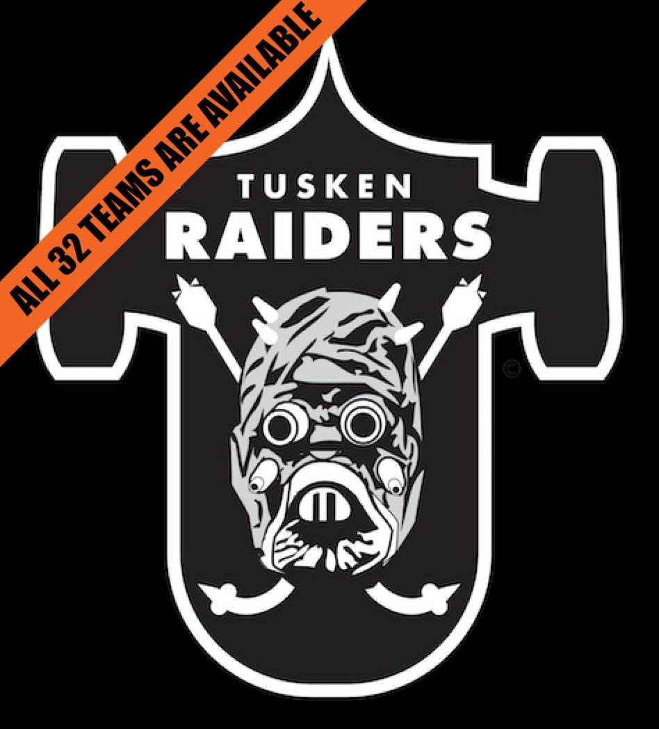 Shirt Battle: Tusken Raiders