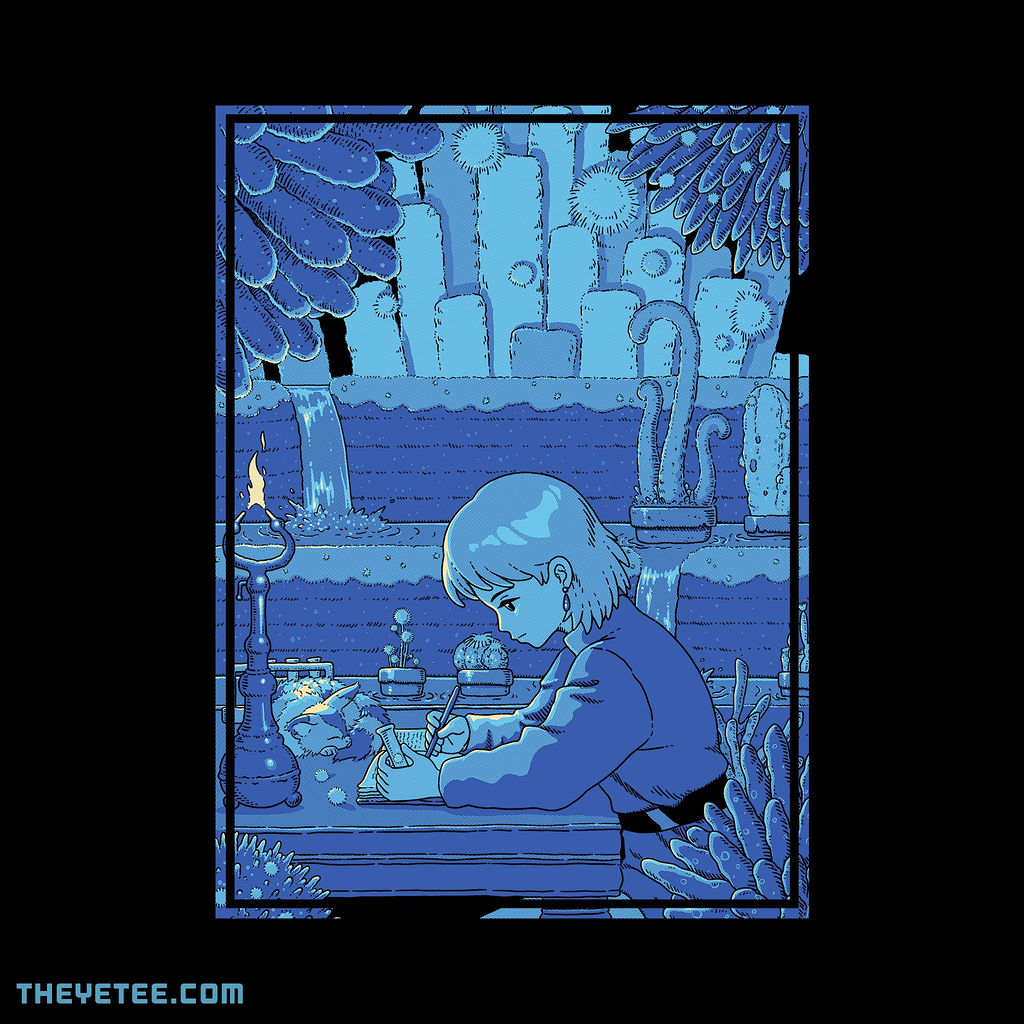 The Yetee: Secret Room