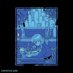 The Yetee: Secret Room