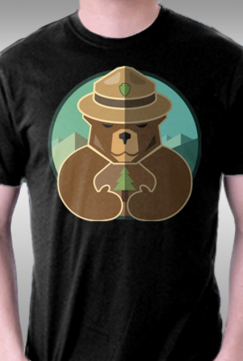 TeeFury: Only You Can Protect & Conserve