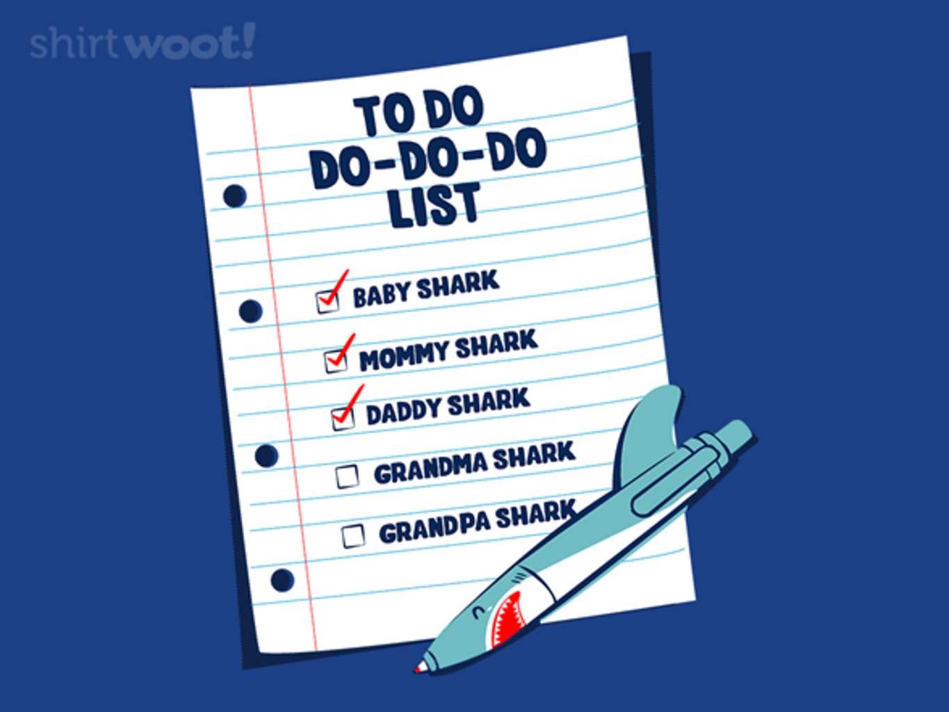 Woot!: To Do Do Do List