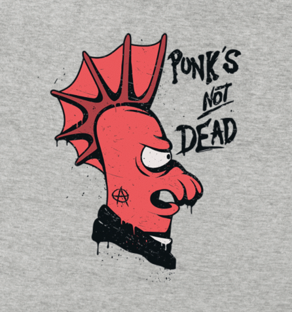 BustedTees: Punk's Not Dead