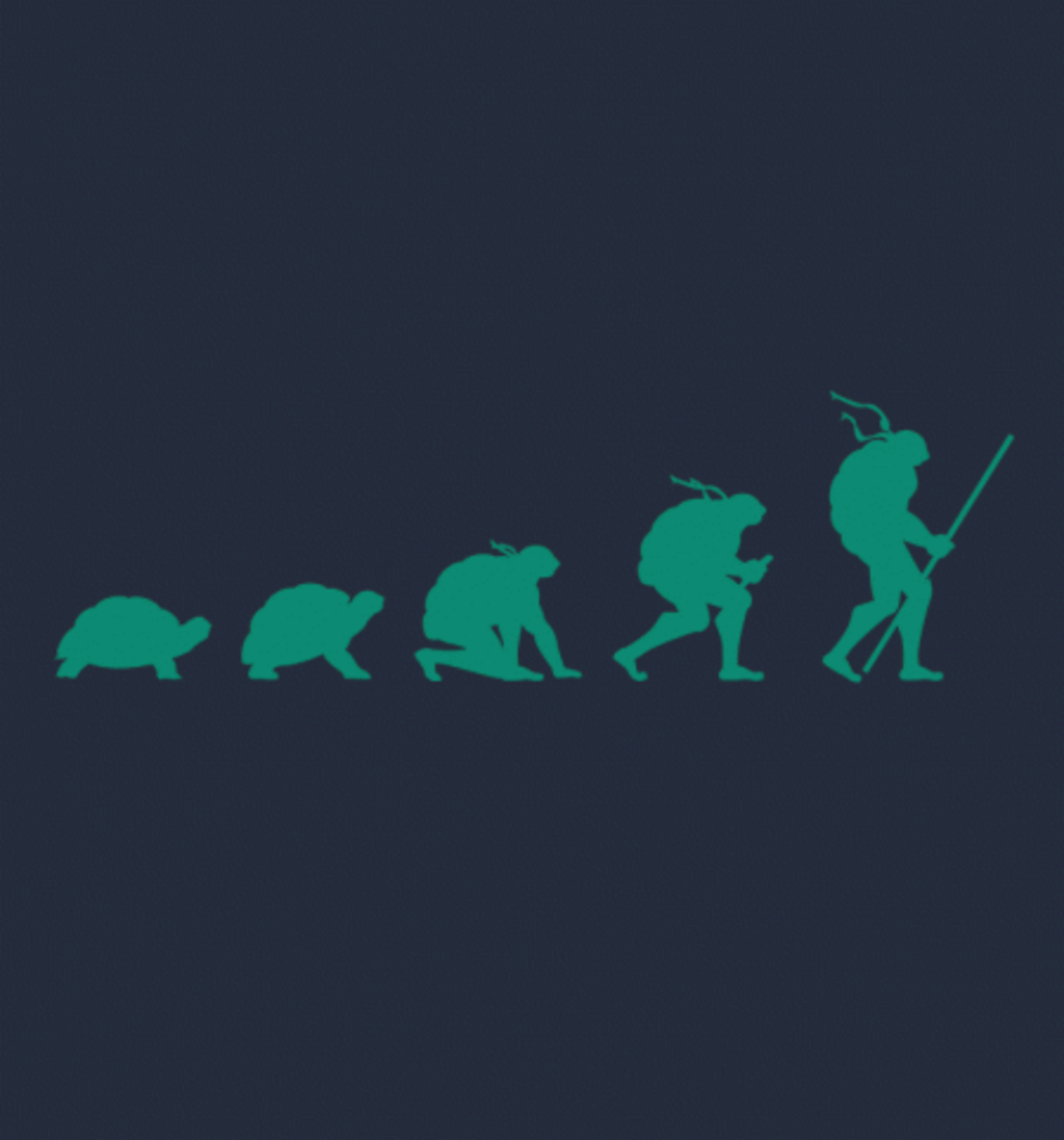 BustedTees: Evolution of Turtles